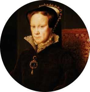 Βασίλισσα Μαρία Α' της Αγγλίας (18/02/1516 - 17/11/1558)