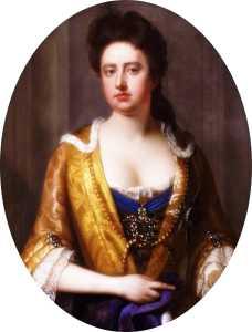 Βασίλισσα Άννα (06/02/1665 - 01/08/1714)
