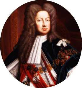 Βασιλιάς Γεώργιος Α΄ (07/06/1660 - 22/06/1727)