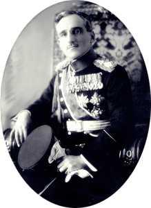 Αλέξανδρος Α΄ (16/12/1888 - 09/10/1934)