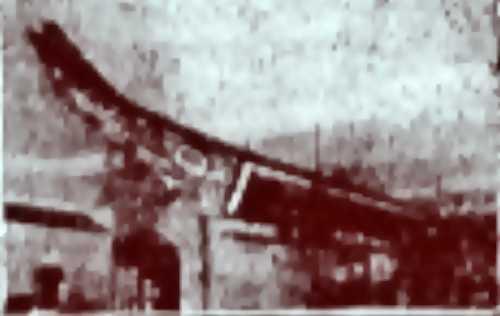 """Το μυστηριώδες αερόπλοιο των Χάιντα (φωτογραφία της εφημερίδας """"ΕΘΝΟΣ"""", 1925)"""