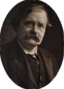John Churton Collins (26/03/1848 - 25/09/1908)