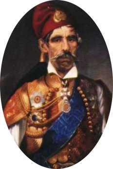 Ιωάννης (Γενναίος) Κολοκοτρώνης (1806 - 1868)