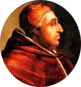 Ροδρίγος Βοργίας, ο μετέπειτα Πάπας Αλέξανδρος ο Στ' (01/01/1431 - 18/08/1503)