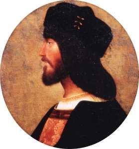 Καίσαρ Βοργίας (13/09/1475 - 12/03/1507)