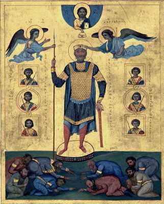 Βασίλειος Β', ο επονομαζόμενος Βουλγαροκτόνος (958 μ.Χ. - 1025 μ.Χ.)