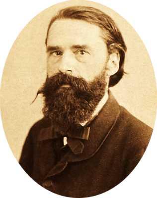 Φερδινάνδος Γρηγορόβιος (19/01/1821 - 01/05/1891)