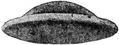 Δίσκος που μοιάζει με μπαλόνι και παρατηρήθηκε το 1949