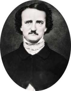 Έντγκαρ Άλαν Πόε (19/01/1809 - 07/10/1849)