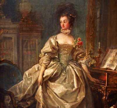 Μαντάμ ντε Πομπαντούρ (29/12/1721 - 15/04/1764)