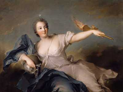 Marie Anne de Mailly-Nesle, Δούκισσα του Chateauroux (05/10/1717 - 08/12/1744)