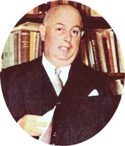 Luigi Fantappie (15/09/1901 - 28/07/1956)
