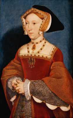 Jane Seymour (1508 - 1537)