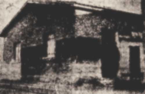 Το στοιχειωμένο σπίτι στην οδό Ελευσίνος, στον αριθμό 47, που βρισκόταν στον συνοικισμό Συγγρού
