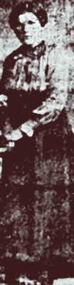 Μια παλιά φωτογραφία της Σιμόν Ρουγκάρ, για την οποία η μικρούλα Γιουάν έλεγε ότι ήταν αυτή η ίδια σε άλλη της ζωή