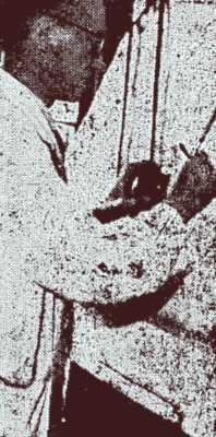 Ο Άγγλος μηχανικός Τζον Χέσλοπ-Ρόμπσον