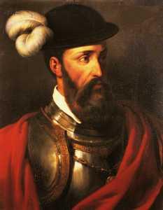 Francisco Pizarro (16/03/1478 - 26/06/1541)