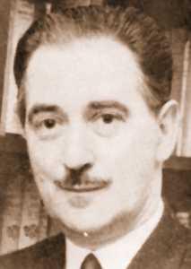 Ian Waveney Girvan (10/02/1908 - 22/10/1964)